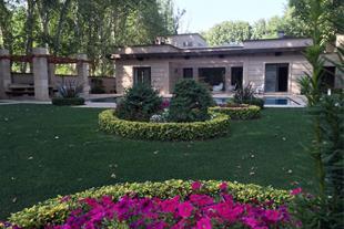 باغ ویلا 1500 متری در محمدشهر کرج کد 585