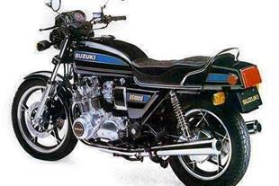 خریدار یک دستگاه موتور سیکلت سوزوکی GS 1000