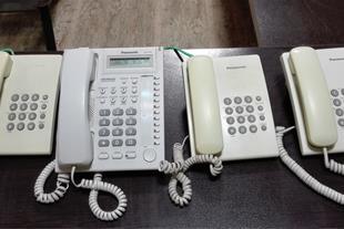 یک عدددستگاه سانترال با یک عدد گوشی مادر و سه عدد
