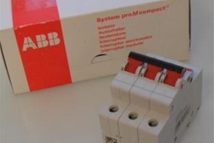 تجهیزات ABB - توزیع کنتاکتور و کلید های ABB