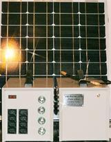 فروش مولدهای برق خورشیدی و پاوربانک