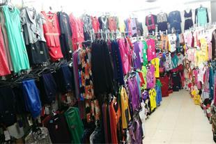 فروش پوشاک مردانه زنانه بچگانه ، کیف و کفش،آرایشی