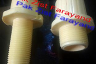 نازل پلاستیکیPP و برنجی فیلتر صافی شنی و کربنی