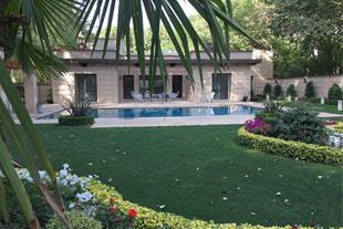 فروش باغ ویلا 1500 متری در محمد شهر (کد 303)