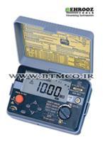 تستر مقاومت عایق ، میگر کیوریستو مدل KYORITSU 3021