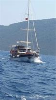 کشتی های تفریحی ساخت ترکیه با تنوع ظرفیت و قیمت