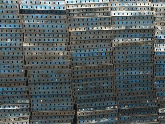 قالب فلزی بتن کارکرده ، فروش قالب فلزی بتن دست دوم - 1