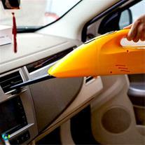 جارو برقی و پمپ باد ماشین