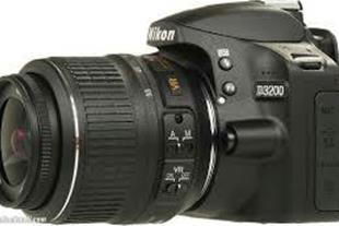 خریدار دوربین نیکون d3200