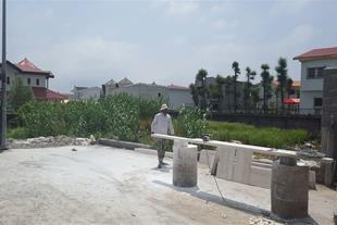 فروش زمین در بابلسر روبه روی دریاکنار صفائیه کد 6