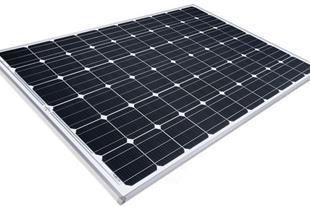 پنل  خورشیدی کریستال خورشیدی