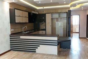 طراحی و ساخت انواع کابینت ، کمد دیواری ، درب چوبی