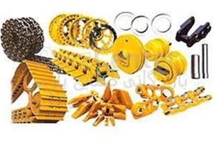 فروش قطعات زیربندی انواع ماشین آلات راهسازی ومعدنی