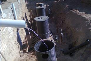 سیستم تصفیه فاضلاب آب کاری ها