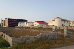 فروش زمین- روبه روی دریاکنار صفائیه کد 26 - 1