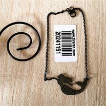 خرید عمده دستبند فرشته مشکی از زیوران - 1