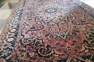 فرش دستبافت قدیمی