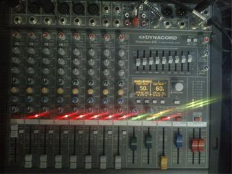 دستگاه اکو دایناکورد ( DYNACORD ) مدل 600 - 1