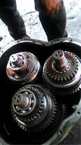 تعمیر انواع موتورهای دیزل جرثقیل ، تعمیر پمپ باد