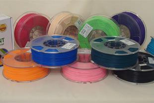 فروش فیلامنت PLA مواد اولیه و مصرفی پرینتر سه بعدی - 1