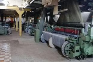 فروش کارخانه بافندگی در یزد