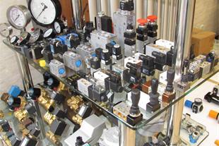 نمایندگی محصولات هیدرولیک - پنوماتیک و ابزار دقیق