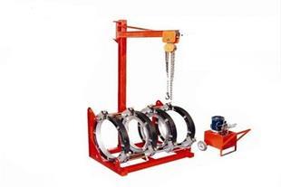 دستگاه جوش پلی اتیلن تمام هیدرولیک 630 جینجر