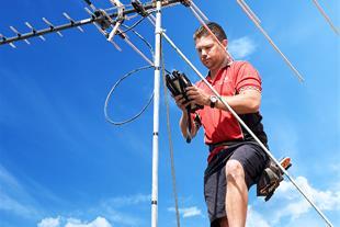 ارائه و نصب بهترین سیستمهای آنتن مرکزی در کرج