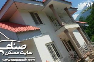 فروش ویلا جاده چالوس مرزن آباد کد782