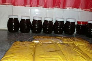 فروش ویژه مکمل های غذایی زنبور عسل
