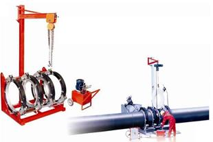 دستگاه جوش پلی اتیلن تمام هیدرولیک 1000