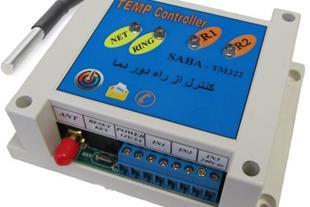 کنترل دمای پیامکی مدل SABA TM322