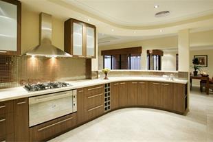 ساخت کابینت آشپزخانه خاص در مشهد