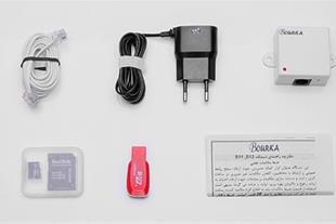 ضبط مکالمات تلفن مدل بورکا 2 گیگ