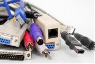 کابل و اتصالات کمیاب  تخصصی جزئی و عمده