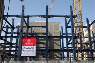 طراحی سازه های فولادی ویژه و اجرای سقف عرشه فولادی
