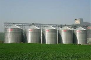 طراحی تولیدمونتاژ انواع سیلوهای ذخیره غلاتmysilo