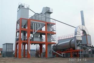 ساخت خط تولید کارخانه آسفالت تمام اتوماتیک