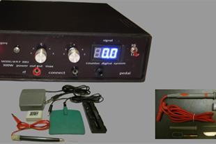 الکتروکوتر RF دیجیتال(الکتروسرجری)با قدرت بالا،300