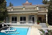 یوسف آباد باغ ویلا دوبلکس در باغ شهر محصورکد790