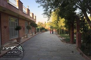 باغ ویلا 3300 متری در وحیدیه شهریار کد 595