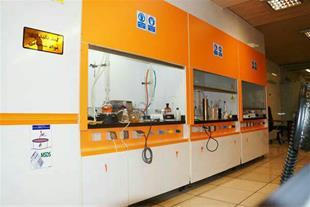 تولید هود آزمایشگاهی و سکوبندی آزمایشگاهی