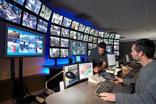 طراحی و اجرای پروژه های دوربین مداربسته تحت شبکه