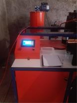دستگاه تزریق و چین کن کاغذ فیلتر هوا