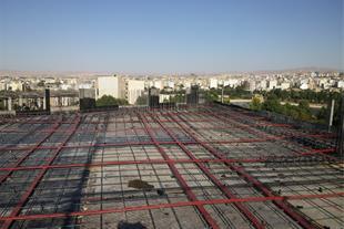 طراحی و اجرای سقف های پیش تنیده