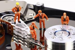 تعمیرات تخصصی لپ تاپ و بازیابی اطلاعات هارد دیسک