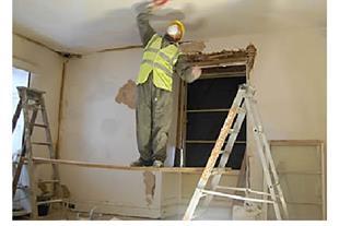 نقاشی ساختمان در کرج - بازسازی ساختمان کرج