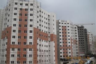 اجرای رنگ نمای ساختمان