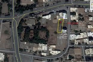 زمینی عالی واقع در خ احمدی غربی(مطهری)-4راه بسیج