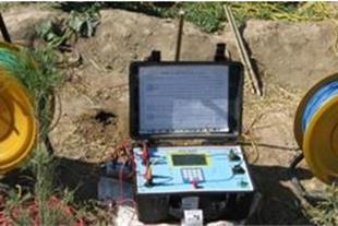 زمین ایمن - آبیابی - تعیین محل حفر چاه آب